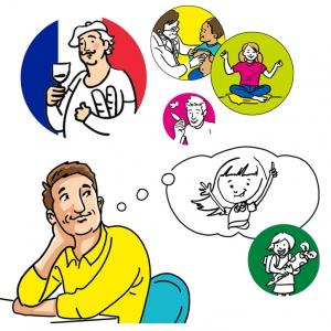 Beispiel Illustrationen für Erklärfilm