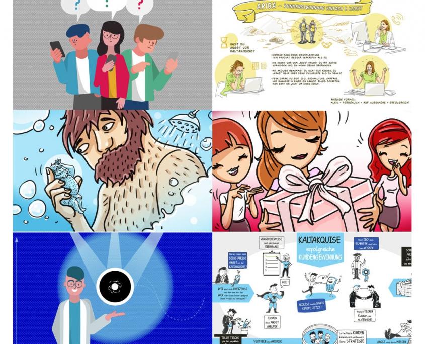 Erklärvideo & Animation Portfolio von Aniveo